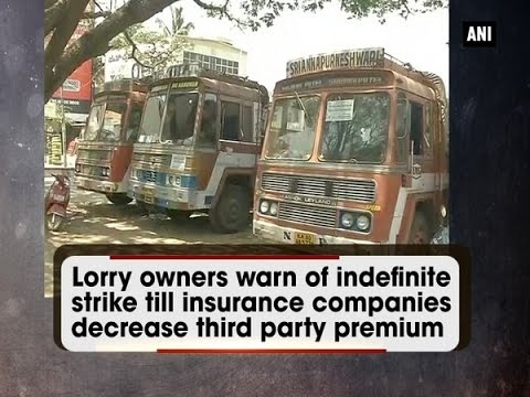 30478b569bb Lorry owners warn of indefinite strike till insurance companies decrease  third party premium