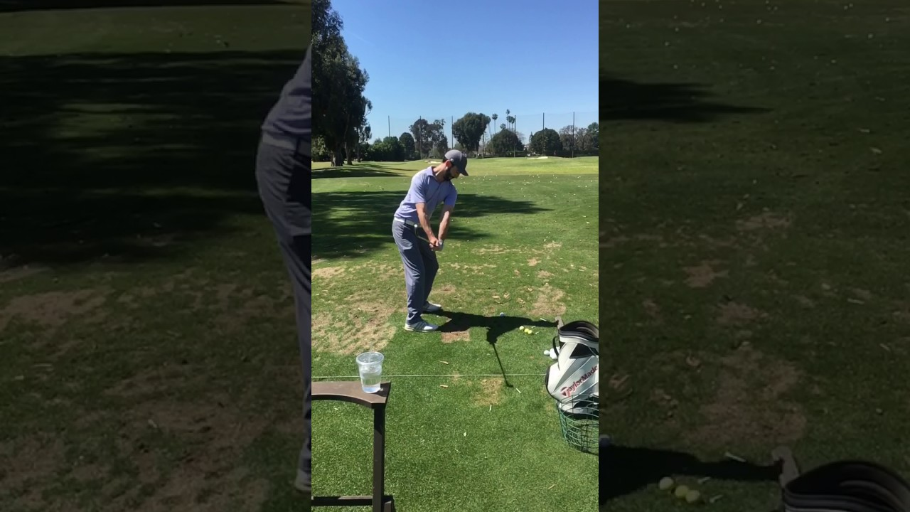 d982e008da5 Been putting the work in - I think r golf may appreciate this swing! More  in info in comments.