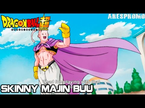 Skinny Majin Buu Dragon Ball Super Episode 85 English Sub Hd