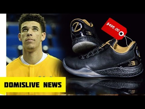 6d0de145c13 Twitter Reacts to Lonzo Ball Shoe  495 Price Z02 BIG BALLER BRAND 🔥🔥  Lavar Ball Responds to Nike