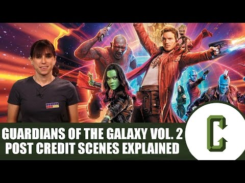 Guardians of the Galaxy 2 After-Credits Scenes Explained - Collider Video |  SuperNewsWorld.com