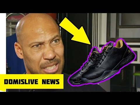 73f2c8dae21 LaVar Ball Responds to SHAQ   Fans on Lonzo Ball Pricey Shoes