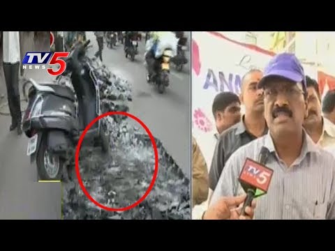GHMC Commissioner Janardhan Reddy Face To Face | Hyderabad