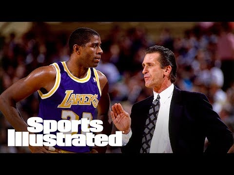 95b4a7901 Pat Riley Claims Magic Johnson Is