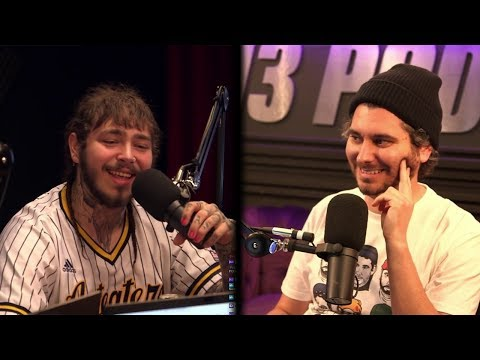 Post Malone Calls Up Justin Bieber on H3H3 Podcast