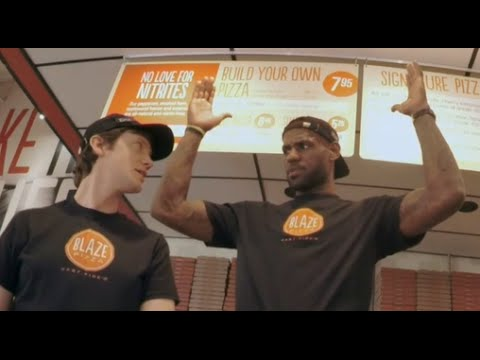 35568546c14 Lebron James Pranks Pizza Customers
