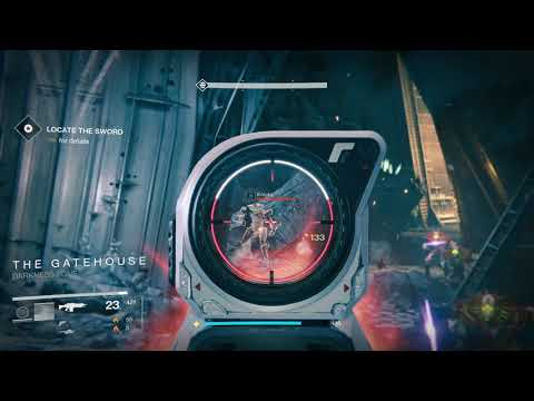 Destiny 4k Uhd The Sword Of Crota Mission Gameplay Ps4 Pro