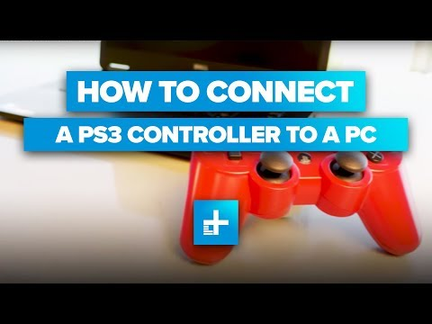 connecting ps3 joystick to pc