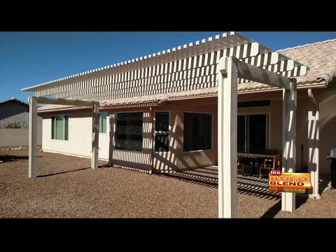 Deal On Your Patio Cover With Windows Of Greater Tucson Supernewsworld