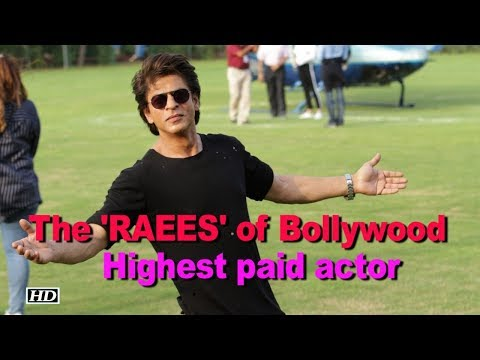 Srk Is Truly The Raees Of Bollywood Supernewsworldcom