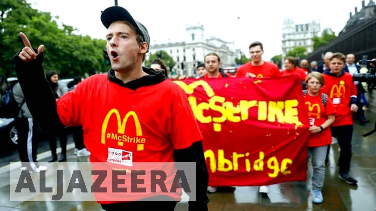 Array - mcdonald39s workers and others plan strike in uk over minimum  rh   hitopics pw