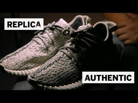 0c895c6fab111 How to tell counterfeit Yeezys