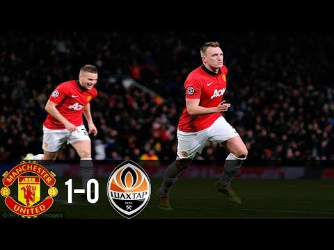 manchester united vs blackburn 7-1 highlights