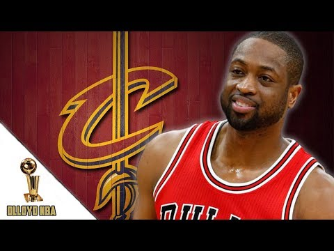 6bc1a9c0d995 Dwyane Wade To Reunite With LeBron James And Sign With Cleveland  Cavaliers !!