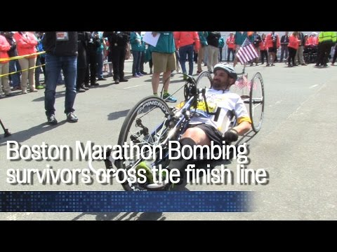 d88b6e857dd73 Boston Marathon bombing survivors cross finish line