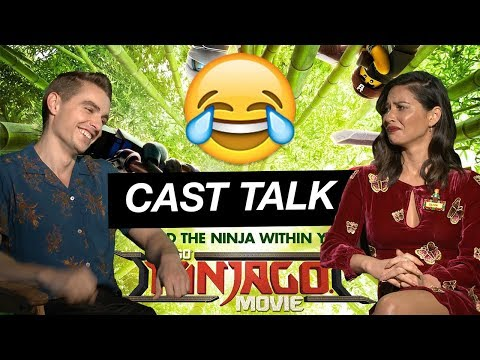 LEGO Ninjago Cast Reveal Funniest Moments And Deleted Scenes