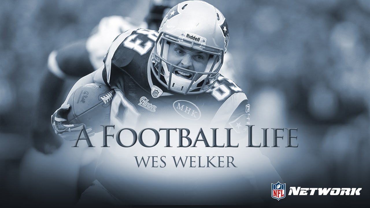 08c7ce0d Wes Welker A Football Life: From Undrafted to Game-Changing Slot ...
