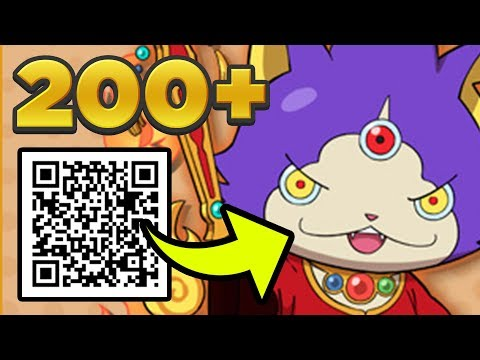 Yo Kai Watch 2 Qr Codes Special Coin Off The Hill Magazine