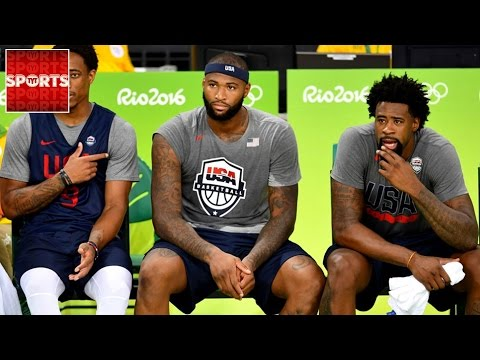 f5e1afdd776b Team USA Basketball Is Having the MOST Fun at the Olympics  Boogie Cousins   King of Snapchat