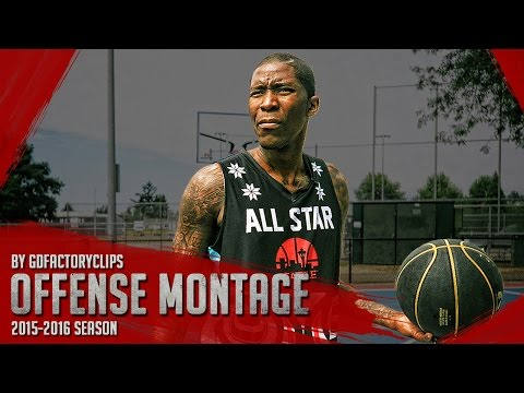 f2f05341111 Jamal Crawford Offense Highlights Montage 2015 2016 - CRAZY Hoops ...