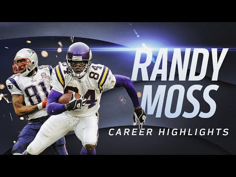 22e3586f347 Randy Moss  Ultimate Career Highlight Reel