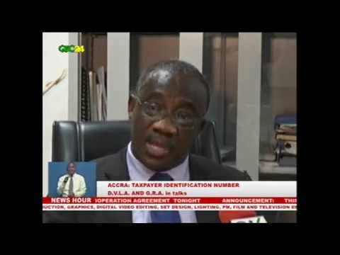 Accra: DVLA and GRA in talks over Taxpayers Identification Number