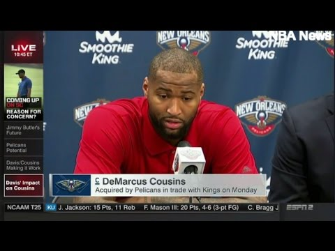 cb04061a3 Anthony Davis  Impact On DeMarcus Cousins