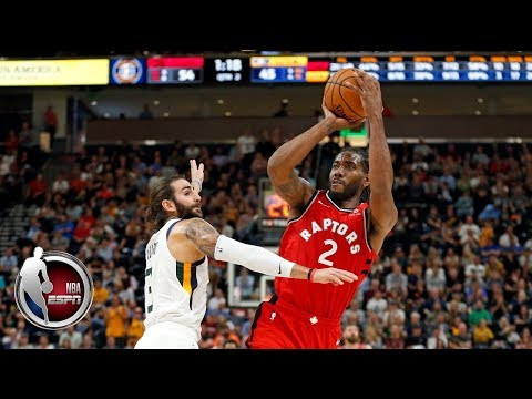 Toronto Raptors Vs Utah Jazz Nba Preseason Highlights Kawhi