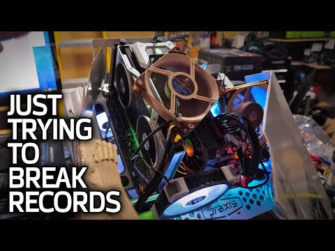 Overclocking Battle Log - RTX 2080 Ti SLI + 7980XE
