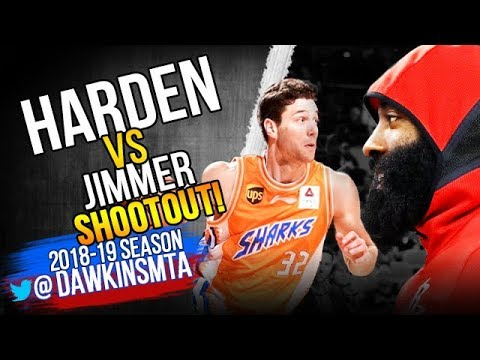 a75c397aa2b James Harden vs Jimmer Fredette SHOOTOUT 2018.10.09 - Harden With 37 PTs,  Jimmer With 41! | SuperNewsWorld.com