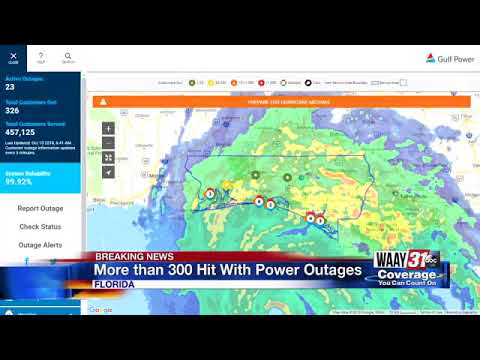 More Than 300 Hit With Power Outages Supernewsworld Com