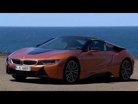 Bmw I8 Roadster 2019 Trailer Interior And Exterior