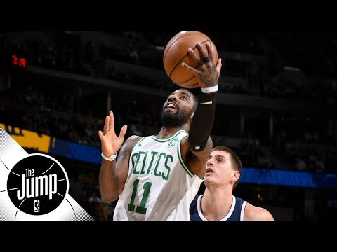 65fad5235601 Do these shots prove Kyrie Irving is most creative finisher in NBA ...