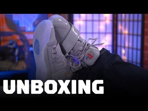 acdcf0f27a4e Unboxing the Nike PG 2.5 PlayStation Shoes