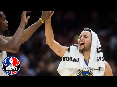 479f512911f Stephen Curry goes off (42 points
