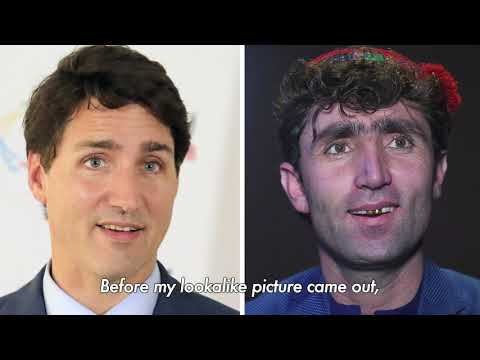 Justin Trudeau\'s double spotted on Afghan talent show ...