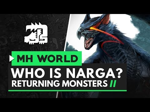 Monster Hunter World Iceborne Who Is Nargacuga Supernewsworldcom