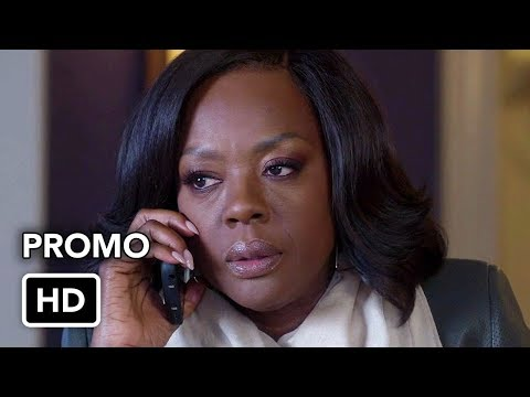 How to Get Away with Murder 5x13 Promo