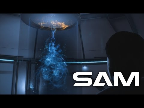 Mass Effect Andromeda Learning About Sam The Ai Supernewsworldcom
