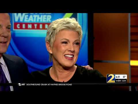 Farewell to Meteorologist Karen Minton as she retires after