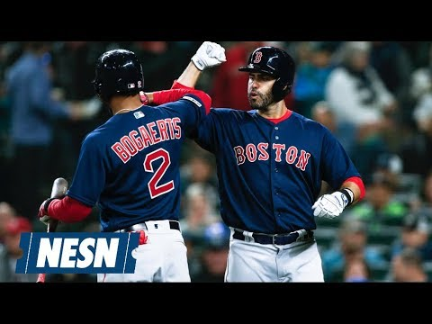 d0b57d0a48acd Red Sox Will Close Out Four-Game Series With Mariners ...