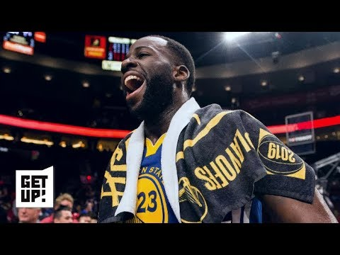 bef545ae867 Draymond Green is a different player without Kevin Durant on the floor